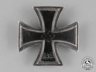 Germany, Wehrmacht. An Early 1939 Iron Cross, I Class