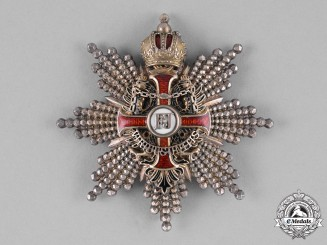 Austria, Empire. An Order of Franz Joseph, Commander's Star, by Godet, c.1900
