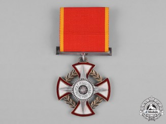 Peru, Republic. An Order of Magisterial Palms, Knight c.1960
