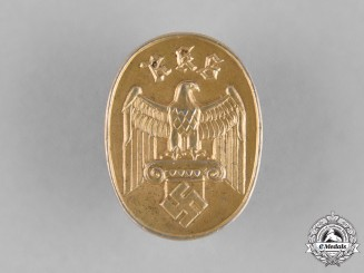 Germany, RKS. A Reichskultursenate (Reich Cultural Senate) Membership Badge