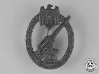 Germany, Heer. A Heer (Army) Flak Badge by Rudolf Souval