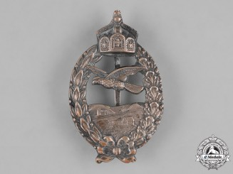 Germany, Imperial. A Prussian Commemorative Flyer Badge