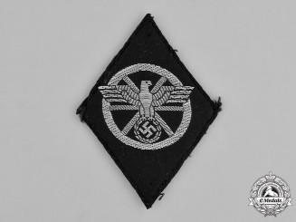 Germany, NSKK. A NSKK Sleeve Diamond Insignia