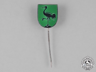Germany, Third Reich. A Second War Regimental Pin