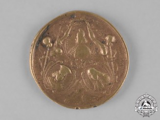 Germany. A Medal for the Victories over the Ottomans in 1687