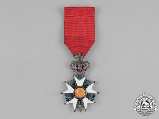 France. II Restoration. An Order of the Legion of Honour, V Class Knight, c.1825