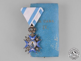 Serbia, Kingdom. An Order of St. Sava, IV Class, c.1935