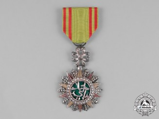 Tunisia, French Protectorate. An Order of Glory, V Class, c.1930