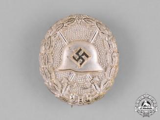Germany, Wehrmacht. A Silver Grade Legion Condor Wound Badge