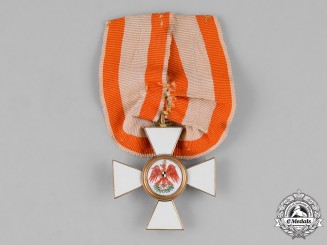 Prussia, State. An Order of the Red Eagle, III Class Cross, c.1900