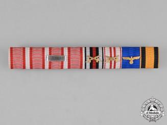 Austria, Empire. An Eight Piece Ribbon Bar