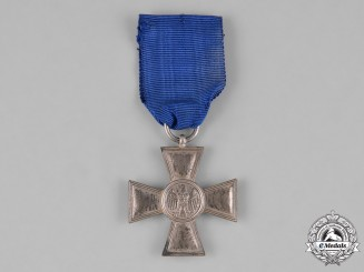 Germany, Wehrmacht. A Rare Official Pattern Wehrmacht 15 Year Service Award