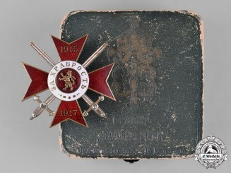 Bulgaria, Kingdom. A Military Order of Bravery, I Class, c.1916