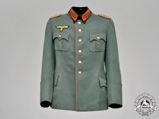 Germany, Heer. A General der Infanterie Service Tunic