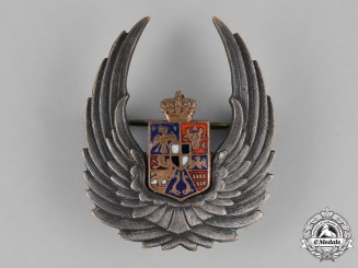 Romania, Kingdom. An Observer Badge, c.1943