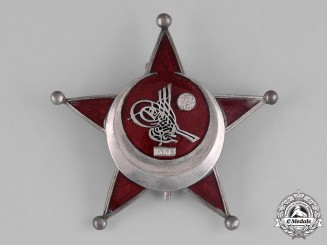 Turkey, Ottoman Empire. A 1915 Gallipoli Star