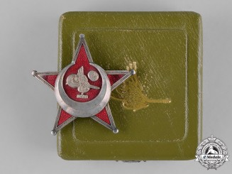 Turkey, Ottoman Empire. A 1915 Gallipoli Star by B. B. & Co. with Case