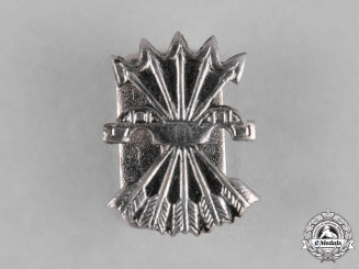Spain, Nationalist. A Civil War Falangist Lapel Badge