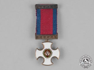 United Kingdom. A Miniature Distinguished Service Order, c.1945