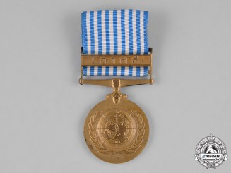 Thailand, Kingdom. A United Nations Service Medal for Korea with Thai Inscription