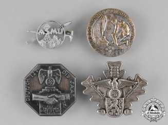 Germany, Third Reich. A Lot of Second War Period Event Badges