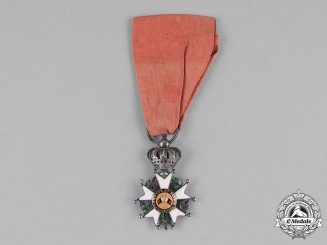 France, July Monarchy. A National Order of the Legion of Honour, V Class Knight, c.1835