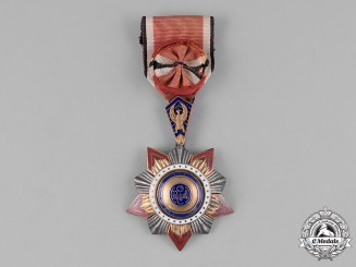 Egypt, Republic. An Order of Nishan al-Istiklal, Officer, c.1960