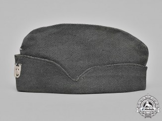 Croatia, Republic. A Ustasha Side Cap, c.1942
