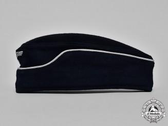 Germany, TeNo. A Technische Nothilfe Officer's Overseas Side Cap