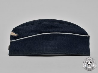 Germany, Luftwaffe. An Officer's Overseas Field Cap