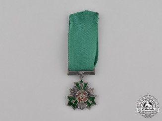 Lithuania, Republic. A Miniature Star of the National Guard, c.1935