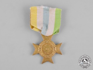 Brazil, Triple Alliance War. A Medal for the Paraguayan Campaign in Gold, Senior Officer, c.1870