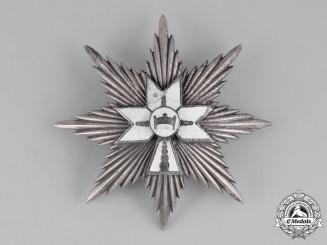 Croatia, Republic. An Order of King Zvonimir's Crown, I Class Star,