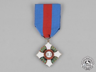 Italy, Republic. A Military Order of Italy, Knight, c1955