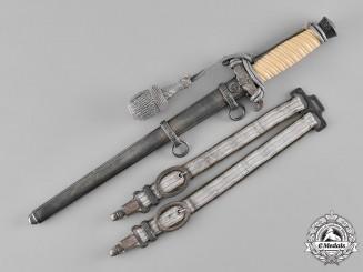 Germany, Heer. A Heer (Army) Honour Dagger with Hangers