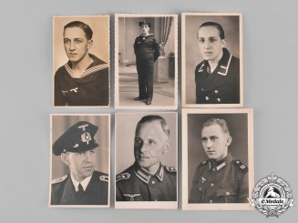Germany, Wehrmacht. A Collection of German Military Picture Postcards