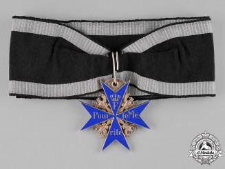 Germany, Imperial. A Pour-le-Mérite, by Godet, c.1918