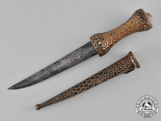 Turkey, Ottoman Empire. An  Enveriye Dagger, c.1915