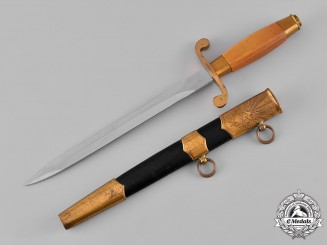 Russia, Soviet. A Post Second War Soviet Army Officer's Dagger, c.1957