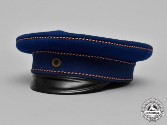 Germany, Imperial. A Visor Cap by C. Schöppe