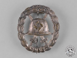 Germany, Wehrmacht. An Early Condor Legion Wound Badge, Silver Grade