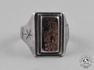 Germany, DAK. An Africa Corps (DAK) Campaign Ring