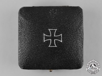 Germany, Wehrmacht. A Case for a 1939 Iron Cross First Class