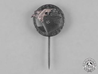 Germany, Kriegsmarine. A Blockade Runner Badge Miniature Pin