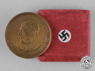 Germany, Third Reich. An AH Twist of Fate Medal by the Bavarian Official Mint