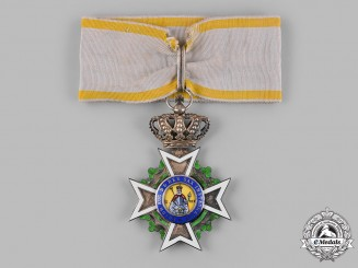 Saxony, Kingdom. A Military Order of St. Henry, Commander Cross of General Alexander von Linsingen, c.1916