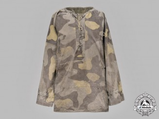 Germany, Waffen-SS. An Italian Made Summer Pattern Camouflage Smock