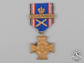 Germany, Imperial. A Regimental Honour Cross for Schleswig-Holstein Fußartillerie-Regiment 9