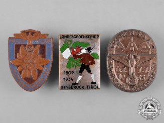 Germany, Third Reich. A Group of Third Reich Period Commemorative Badges