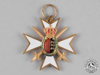 Württemberg, State. A Württemberg War Memorial Cross